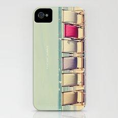 Vintage Summer Slim Case iPhone (4, 4s)