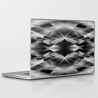 kaleidoscope Laptop & iPad Skins featuring Kaleidoscope by Assiyam