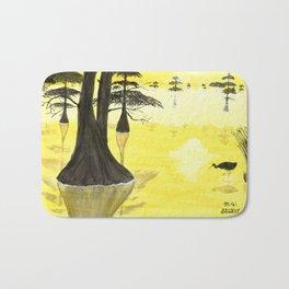 Cypress Sunrise Bath Mat