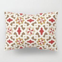 Beautiful oriental flower pattern 5 Pillow Sham