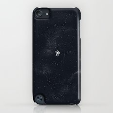 Gravity - Dark Blue iPod touch Slim Case