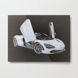 720S Metal Print