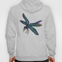 Pretty Fly For A Dragonfly Hoody