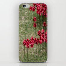 We Will Remember Them iPhone & iPod Skin