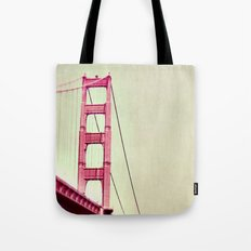The Tip of the Bridge Tote Bag