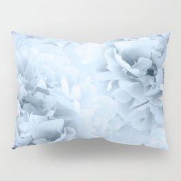 Light Blue Peonies Dream #1 #floral #decor #art #society6 Pillow Sham
