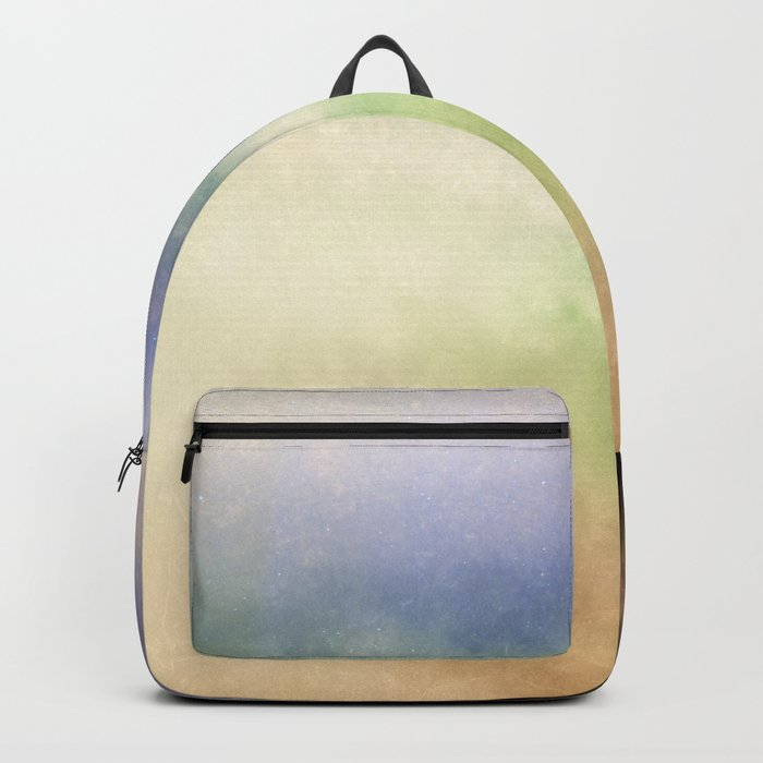 Ethereal Rainbow Clouds Backpack