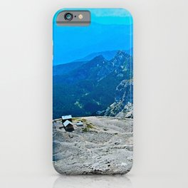 Up In The Sky No2 iPhone Case