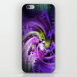 Tulip Abstract iPhone Skin