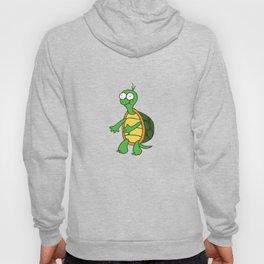 Cute Flossing Turtle Cool Turtles Floss Animal Art Hoody