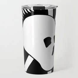 Killin' it Skull And Crossbones Travel Mug