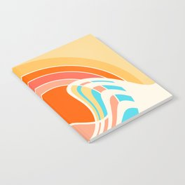 Sun Surf Notebook