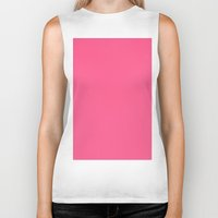 strawberry Biker Tanks featuring Strawberry by List of colors