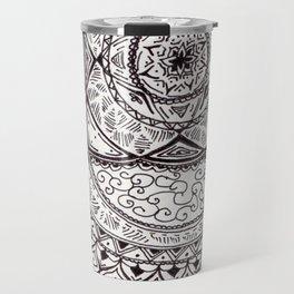 la fleur Travel Mug