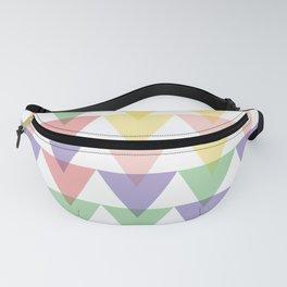 geometric background seamless pattern Fanny Pack