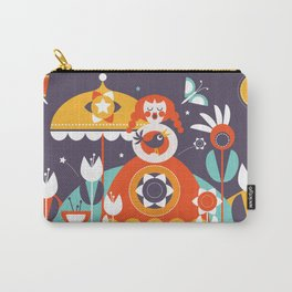 The Song Bird Carry-All Pouch