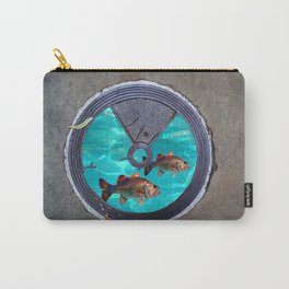 glitterfish Carry-All Pouch