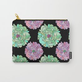 Succulent II Carry-All Pouch