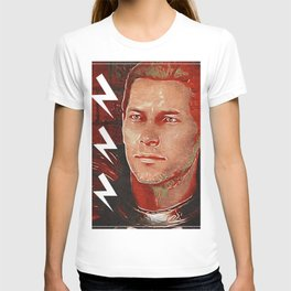 Commander Cullen: Dragon Age T-shirt
