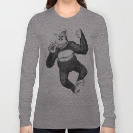 KingKongClaus Long Sleeve T-shirt