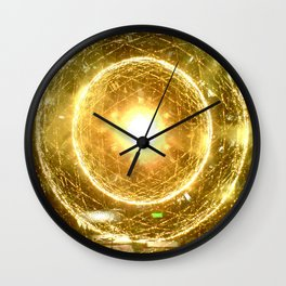 Camera Obscura Wall Clock