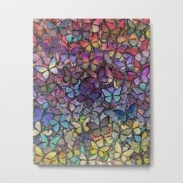 butterfly fantasia Metal Print
