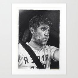 Nelfie Art Print