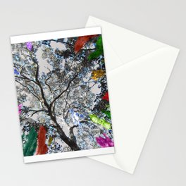 Colors in the Woods Stationery Cards