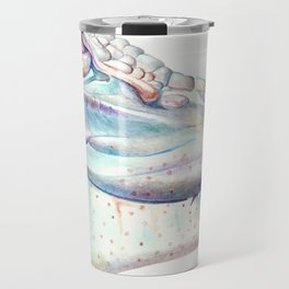 Albino Alligator Travel Mug
