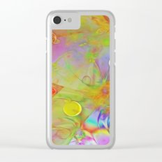 Possibilities Clear iPhone Case