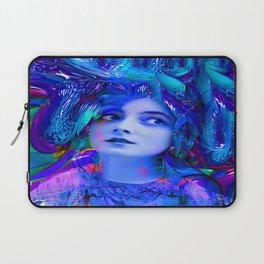 Crystal Cave Laptop Sleeve