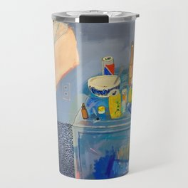 """You're allergic to mold. You're allergic to dust."" Travel Mug"