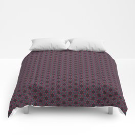 Untitled Pattern 1 Comforters