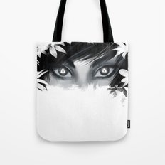 Triforce Stare Tote Bag