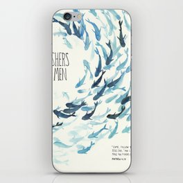 Fishers of Men iPhone Skin