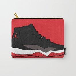 """Air Jordan XI Retro """"Bred"""" Carry-All Pouch"""