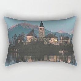 Bled, Slovenia III Rectangular Pillow