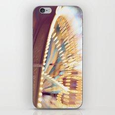 Pink Carousel iPhone & iPod Skin