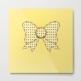 lonely bows 4 Metal Print