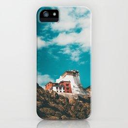 Ladakh Monastery iPhone Case