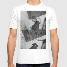 two of us 13 Mens Fitted Tee White MEDIUM