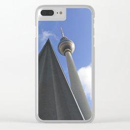 Berlin TV Tower, Alex Clear iPhone Case