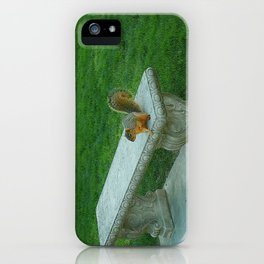My Bench iPhone Case