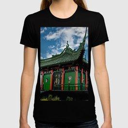 Newport Mansions, Rhode Island - Ava Vanderbilt's Marble House Japanese Tea House T-shirt