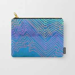 Linear No. 12 Carry-All Pouch