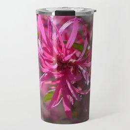 Pink Tenticles Travel Mug