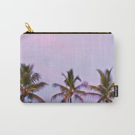 Swaying Palm Trees Carry-All Pouch