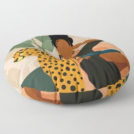 Stay Home No. 1 Floor Pillow