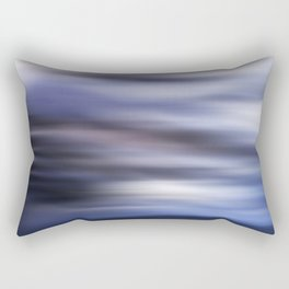 Deep abstract sky Rectangular Pillow