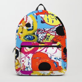 Challenges of LIFE            by Kay Lipton Backpack